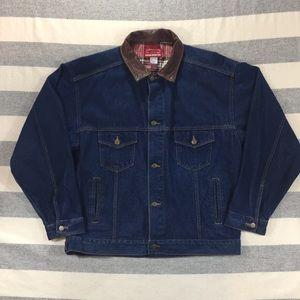 Marlboro Country Store Denim Tucker Jacket